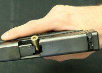 encasquillamiento pistola
