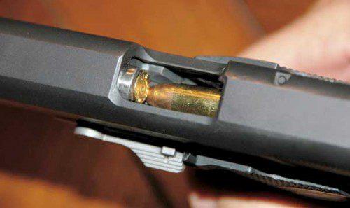 doble alimentación pistola