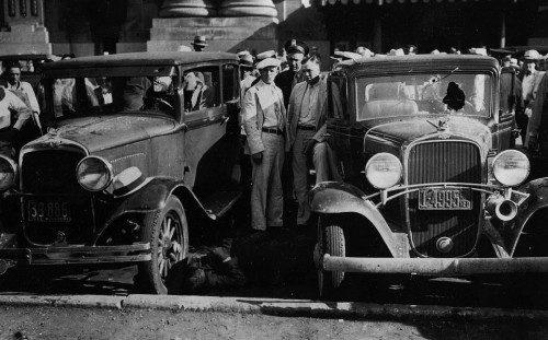 """""""Masacre de Kansas City"""" en junio de 1933 varios agentes fueron acribillados por """"Pretty Boy"""" Floyd"""