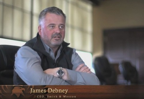 James Debney Smith and Wesson-670x447
