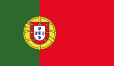 BANDERA PORTUGAL MUNICIÓN