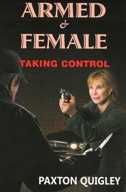 portada libro armed female
