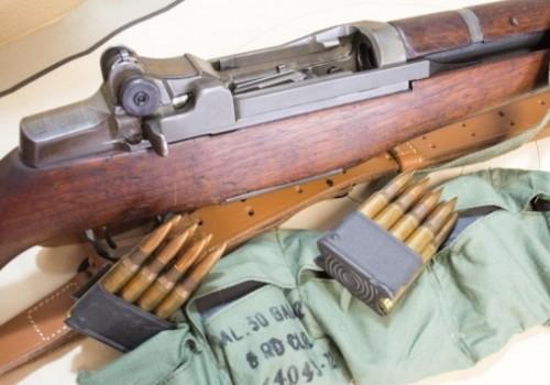 Fusil M1 el legado de john garand
