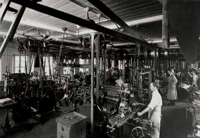 Factoría Springfield Armory en 1923