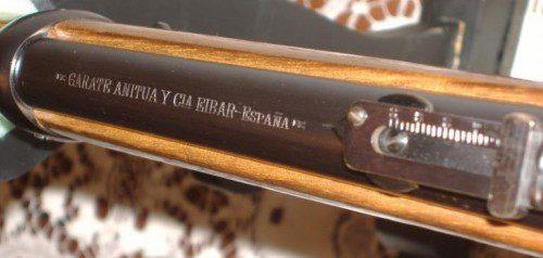 Nombre del fabricante carabina tigre