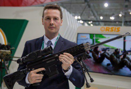 ORSIS K-151, la fusión del Kalashnikov y el M16