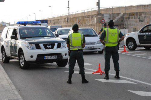 agentes seguridad ciudadana guardia civil