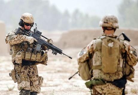 El ejército alemán busca nuevo fusil