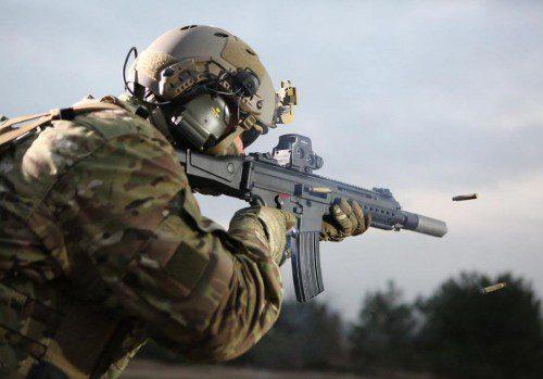 Fusil HK 433