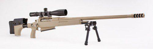 McMillan Tac-50 francotirador