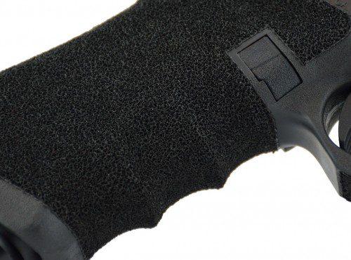 mejorar grip pistola glock