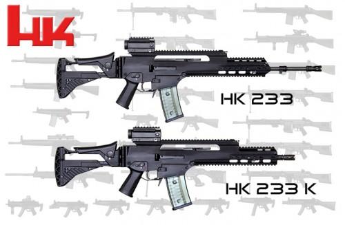 hk233 vs hk233k