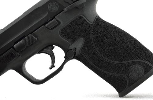 puntear empuñadura pistola polimero s&W mp9