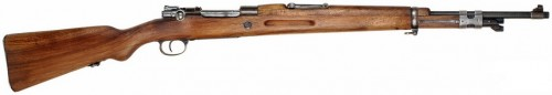 MAUSER CORUÑA MODELO 1943
