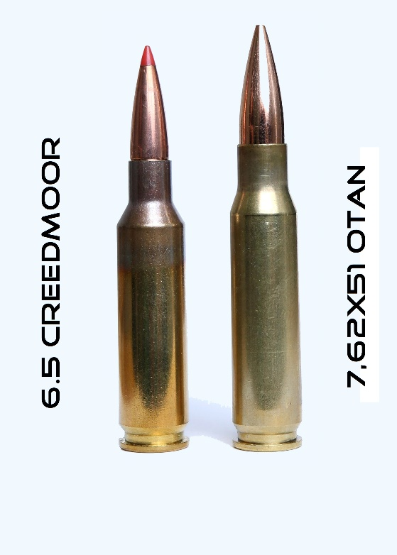 CALIBRE 7,62X51 VS 6,5 CREEDMOOR