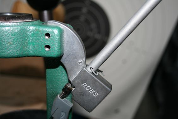 prensa colocar pistones