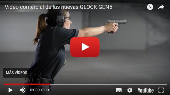 GLOCK presenta oficialmente la esperada 5 ª generación