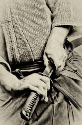 samurai espada