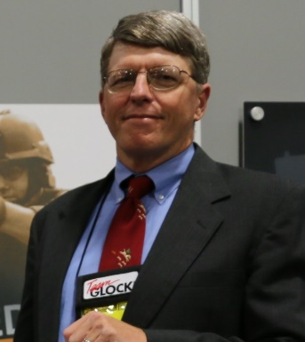 vicepresidente de GLOCK, Inc., Josh Dorsey