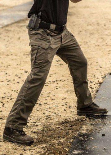 1- Extremidades inferiores piernas tiro combate