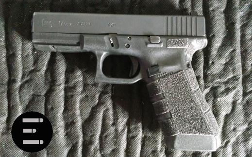 grip pistola glock lija