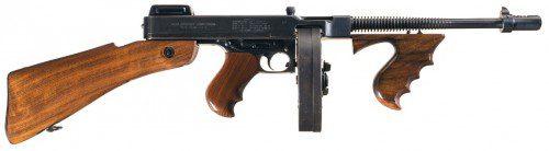 Thompson del .45 ACP