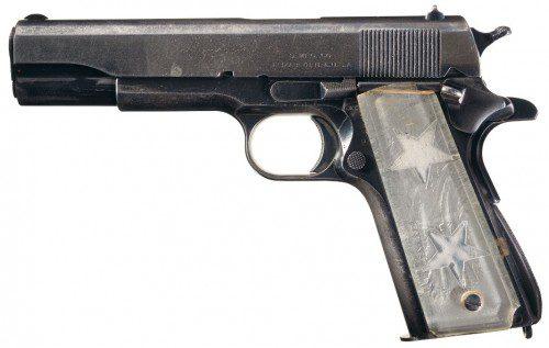 Pistola Colt 1911A1