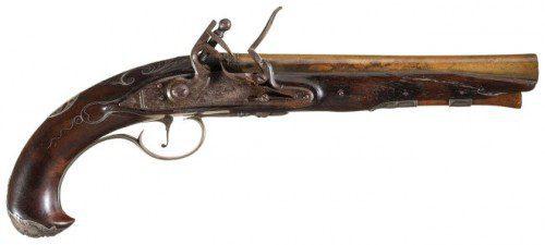 Pistola de avancarga Rappahannock Forge