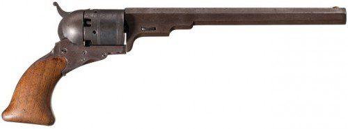 """Revólver de Colt """"Texas Paterson"""" Nº5"""