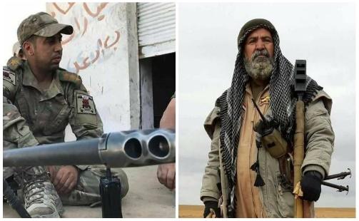 El Daesh mata a dos de los mejores francotiradores iraquíes