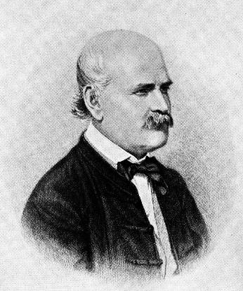 DR. Ignaz Philipp Semmelweis (1818–1865)