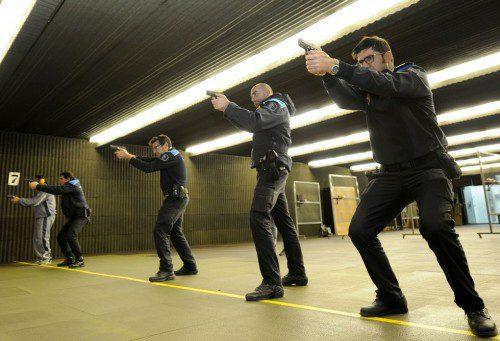 sobre el nivel de irresponsabilidad entrenamiento policial
