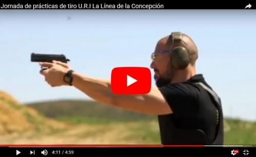 Héroes en la línea de fuego y en la Línea de la Concepción