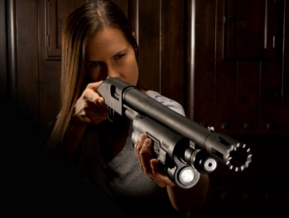 La escopeta táctica, configuración y manejo