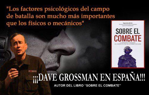 conferencia de Dave Grossman España