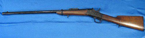 fusil Remington fabricada en Oviedo