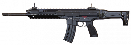 fusil HK433