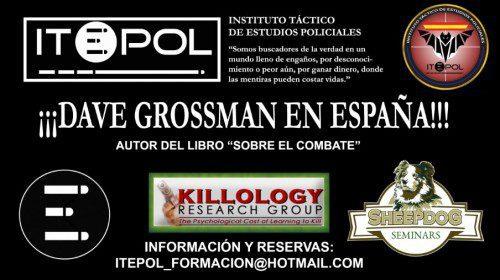 conferencia de Dave Grossman ITEPOL España