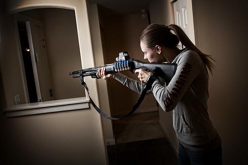 correa escopeta defensiva táctica