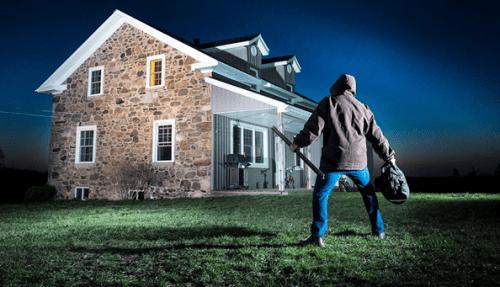 protección del hogar armas de fuego