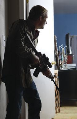 defensa del hogar arma de fuego