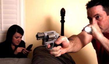 defnsa del hogar revolver