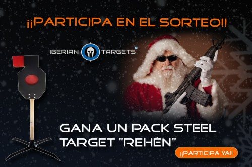 ¡¡Sorteo de Navidad Iberian Targets!!