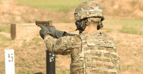 pruebas hms m17 pistola ejercito americano