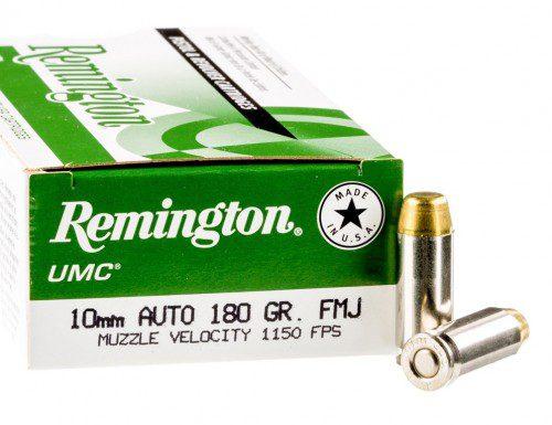 cartuchos del calibre 10 mm AUTO