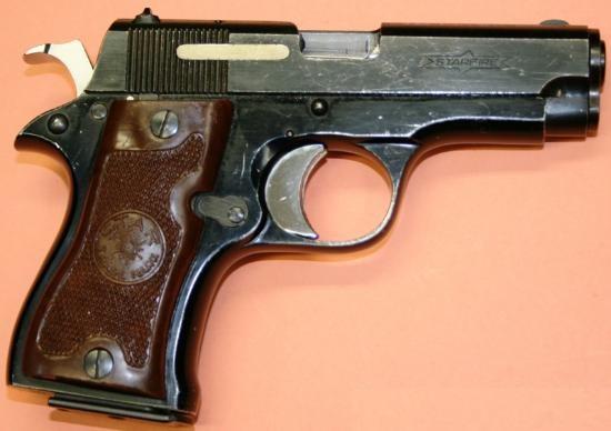 pistola Star DKL 9 corto
