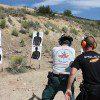 ejercicios de tiro en movimiento