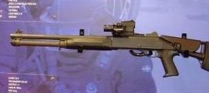 Benelli M4 en calibre 12 Magnum