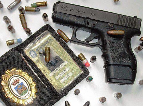 elección arma defensa personal