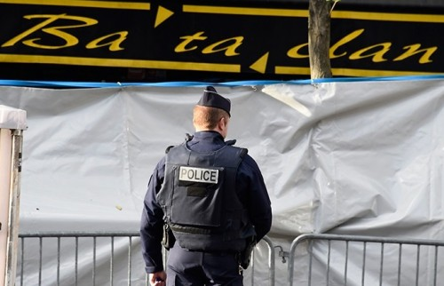 policía sala bataclan atentado parís